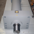 Special cylinder bore Ø250 for aluminium extrusion press